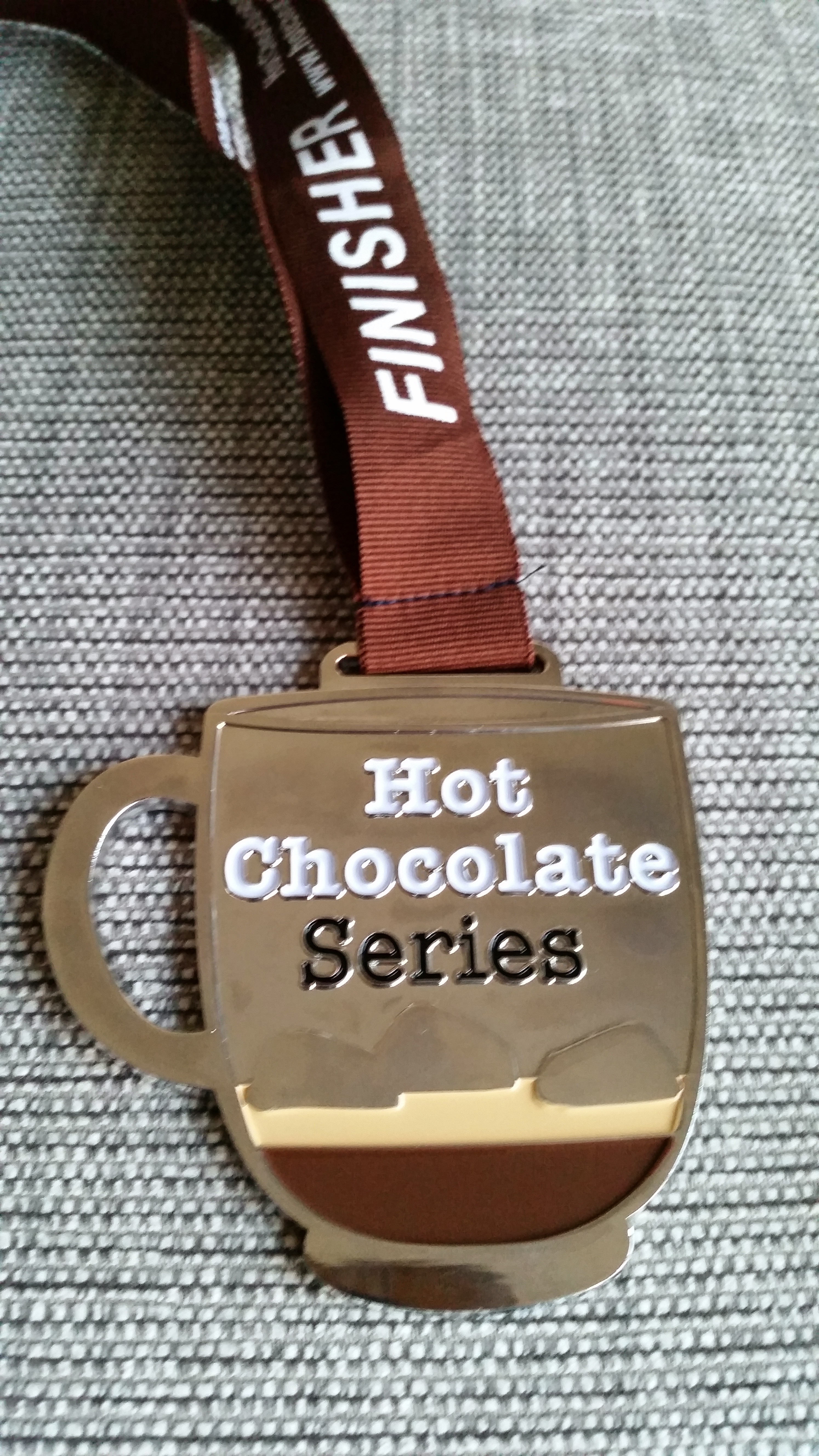 Race Report: Hot Chocolate Series 10km – Fit Squirrel
