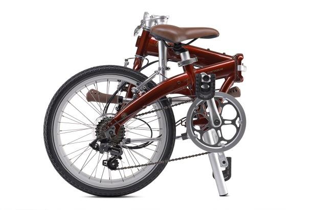 Bickerton Folded Bike